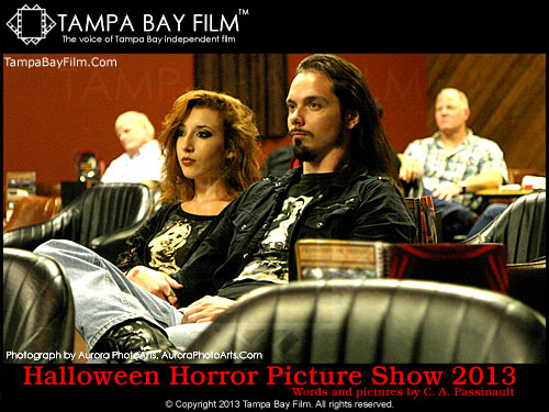 Halloween Horror Picture Show 2013 film festival review