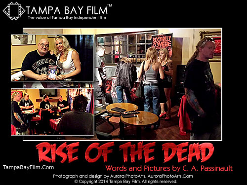 Rise Of The Dead Zombie Film Festival 2014